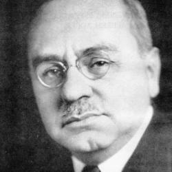 Alferd Adler, médecin, psychothérapeute autrichien 1870-1937