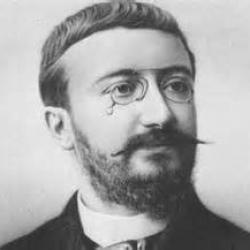 Alfred Binet, psychologue français (psychométrie) 1857-1911