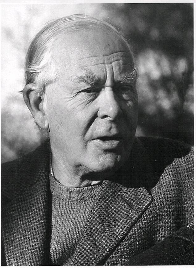 John Bowlby (1907-1990), psychiatre, psychanalyste britanique
