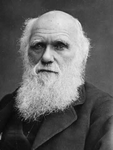 Charles Darwin, naturaliste français 1809-1882