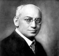 Ferenczi Sándor, psychanalyste hongrois 1873-1933