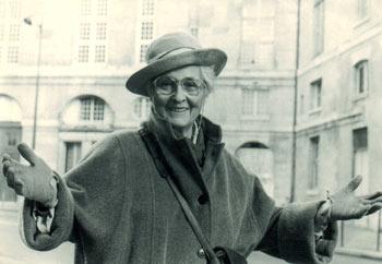 Françoise Dolto, pédiatre, psychanalyste française 1908-1988