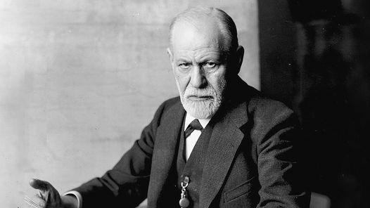 Sigmund Freud 1856-1939, fondateur de la psychanalyse