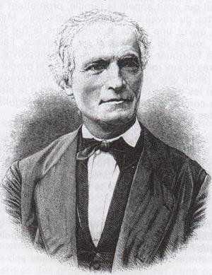 Abbé Michon, précurseur français de la graphologie 1806-1881