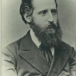 Joseph Breuer, médecin autrichien 1842-1925