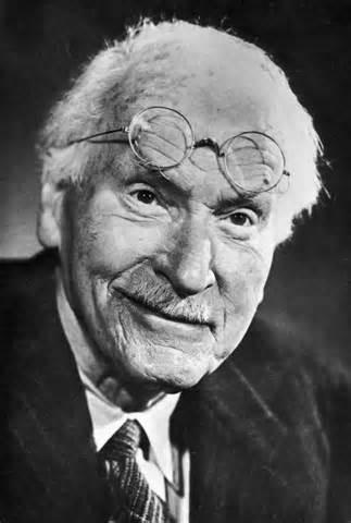 Carl Gustav Jung, psychiatre suisse 1875-1961
