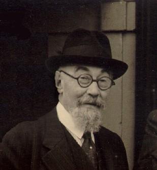 Pierre Janet, psychologue, médecin français 1859-1947