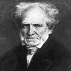 Schopenhauer Arthur, philosophe allemand 1788-1860
