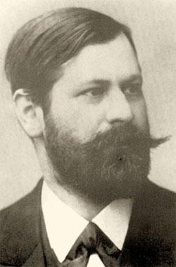 Wilhelm Fliess, médecin allemand 1858-1928